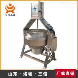 三信食品機械SX-J300電加熱可傾斜夾層鍋