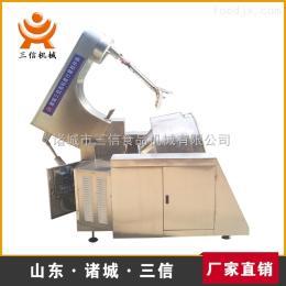 三信食品机械SX-CX200供应电加热搅拌炒锅