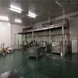 齊全醬料生產線-豬肉醬設備炒鍋
