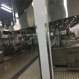 可定制小型中央厨房设备-行星搅拌炒锅生产