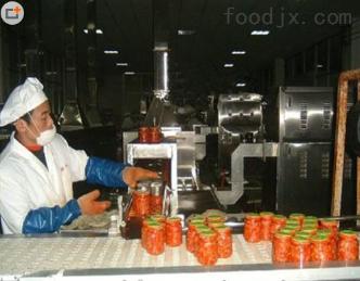 微波醬菜干燥殺菌設備
