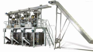 精瑞JR-420/520A全自动干果包装机