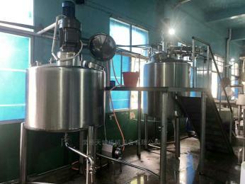 tc-607供应不锈钢电加热搅拌罐山东烟台天城机械