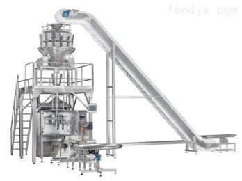 电子称量组合自动上料自动计量大型立式包装机