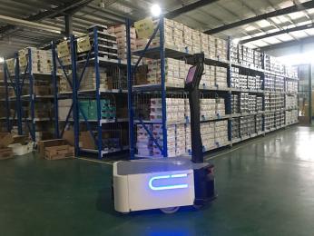 电商自主移动搬运机器人