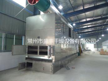 DW蕨菜網帶式干燥機