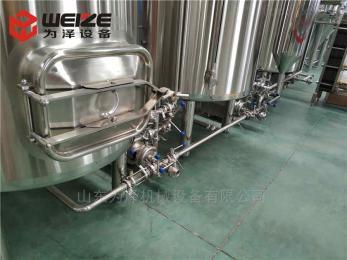 WZ-50L2000L啤酒設備成功案例