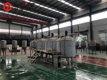 WZ3000|5000L啤酒廠啤酒設備