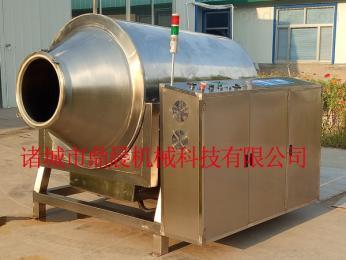 大型茶叶杀青机 多用途电磁加热滚筒炒锅