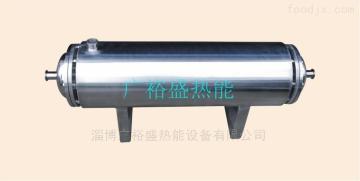 GYS供应新疆广裕盛不锈钢冷凝器换热器厂家价格