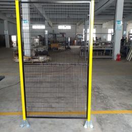 KEF-GD0820004青岛四方供应机器人防护网