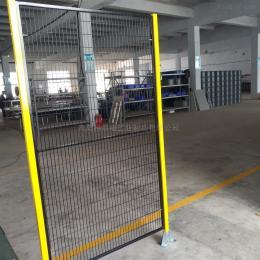 KEF-GD001青岛厂家供应车间隔离网机器人防护网