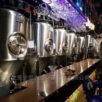 500升自動化釀啤酒設備