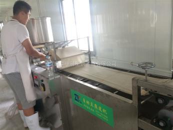 DP全自動豆腐皮機雙層豆片千張機技術