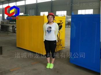 180KW电磁蒸汽加热锅炉
