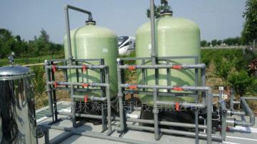 LS-CF優質 飲用水除氟設備廠家淄博林森環保科技
