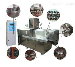 TN65宠物食品水产饲料膨化设备