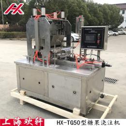 HX-TG50小型糖果浇注机 实验室糖果机 浇注生产线