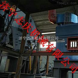 450志庆金属破碎机厂家 易拉罐破碎设备2000