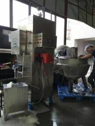 LSS0.1-0.7-Y/Q旭恩两用100KG柴油蒸汽发生器厨房设备