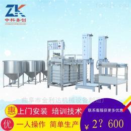 FDP-A保定仿手工豆腐皮機,千張機多少錢