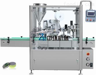 RFXG-40A热灌装 封膜 旋盖联动机
