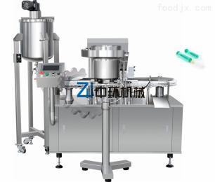 ZLS400預灌封注射器灌裝加塞機醫藥包裝設備