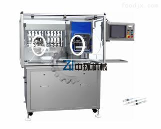 ZLS300预灌封注射器灌装加塞机 药品包装机