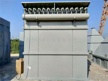 单机布袋除尘器环境保护的重要设备天津翔宇