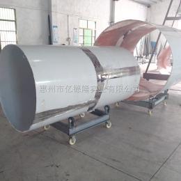 0.5T廠家直銷億德隆不銹鋼臥式無菌水箱