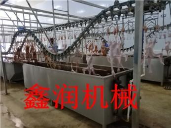 麻鸭屠宰流水线制造商