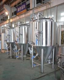 QH-0.3精釀啤酒設備-QH-0.3