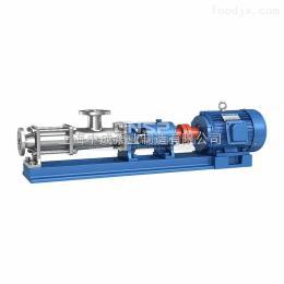 G35-1 G40-1 G50-2G系列单螺杆泵