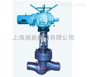 J961H焊接式電動截止閥