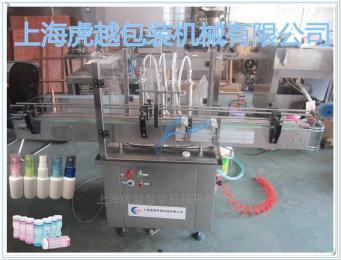 HYPPSG100虎越自动泡泡水灌装机