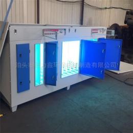 GY-10000四川uv光氧凈化器消失模鑄造尾氣處理設備