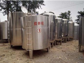 JX---1988供应卫生级搅拌罐设备