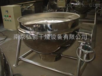 电加热导热油型夹层锅,猪蹄子,果酱炖煮锅