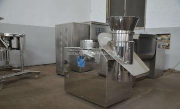 HC-XZL高效旋转制粒机 小型饲料制粒机 鸡精制粒机 冲剂制粒机