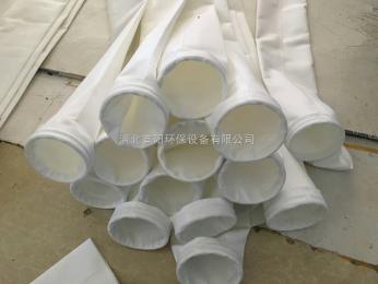 除尘器高温针刺毡布袋三维丝、博格滤料供货厂家首阳代理