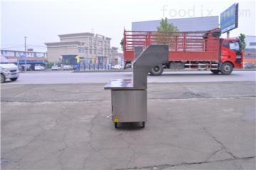JR-200-2-G承接玉溪2米无烟净化烧烤车 质优价廉