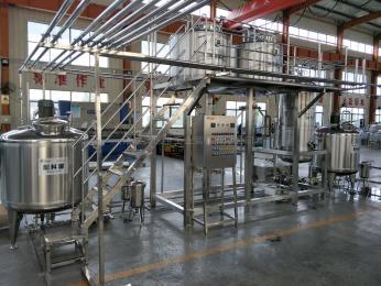 板式杀菌机价格加工生产鲜羊奶冷却罐