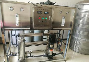 JH0.5-100T/Hjh超纯水反渗透设备