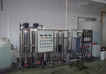 JH0.5-100T/HEDI超纯水的设备