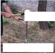 土壤重金属分析采样器