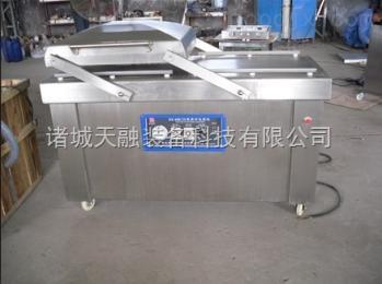 DZ-600/2S咸菜双室抽真空充氮封口机全自动包装机