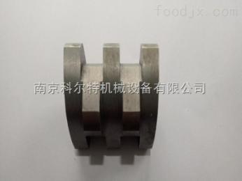 T35機,T50機雙螺桿螺紋塊,擠出機螺桿螺紋元件,南京科爾特