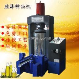 YZYQ大型商用液压榨油机