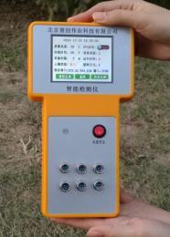 土壤Ph、EC、鹽分、溫度、水分檢測儀