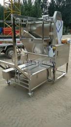 KX-121內蒙赤峰全自動款蜂蜜槽子糕烤箱供應商